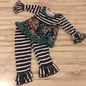 Kids boutique outfit